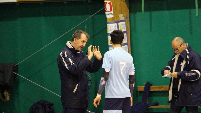 Primo test contro Perugia per la serie B Junior CDP LVeS Roma