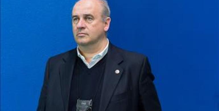 Vittorio Sacripanti Dirigente della Nazionale B maschile