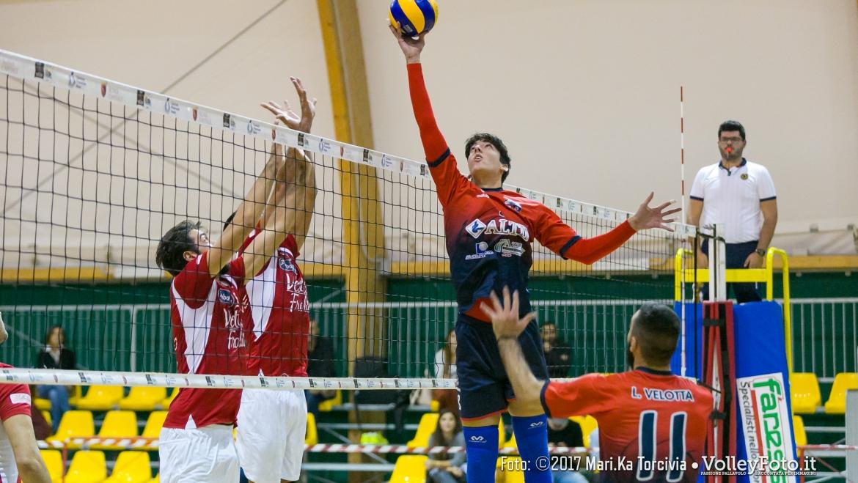 La serie B della Junior CDP LVeS Roma in campo per confermare i progressi