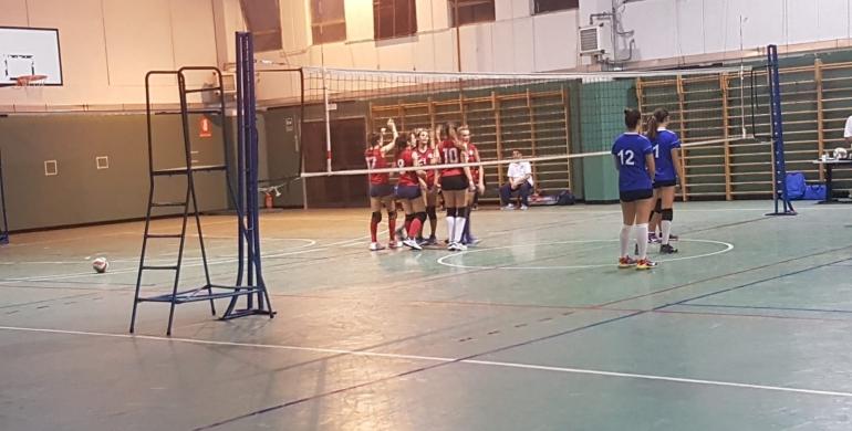 Sfiora la vittoria all'esordio l'under 18 femminile della Lazio VeS