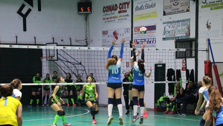 Sconfitta all'esordio la 2^ divisione femminile della Lazio VeS