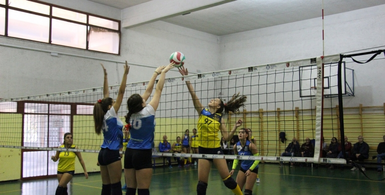 Si chiude domani la prima fase dell'Under 18 femminile della Lazio VeS