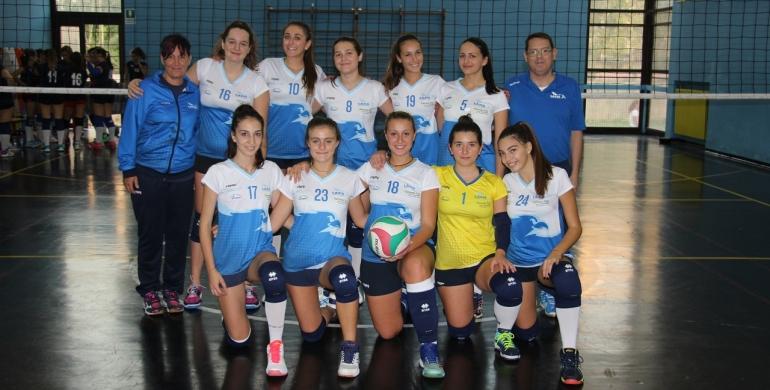 Torna in campo l'Under 18 femminile della Lazio VeS