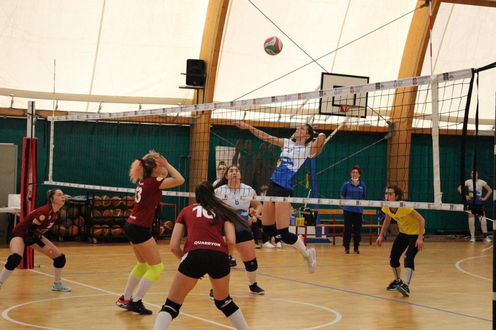 Una domenica …… impegnativa per la Lazio Volley e Sport